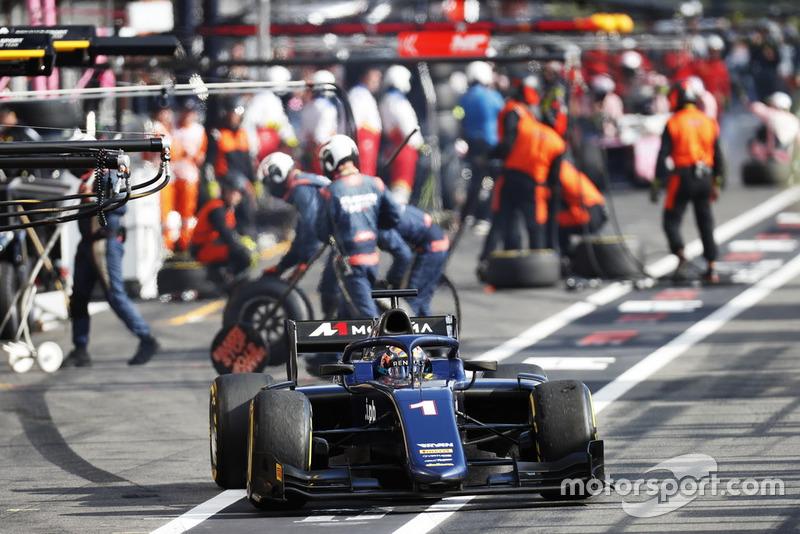Markelov a enchaîné les dépassements pour finir sixième
