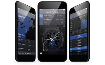 CASIO WATCH+ app