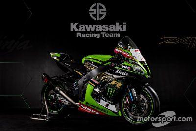 Präsentation: Kawasaki WSBK