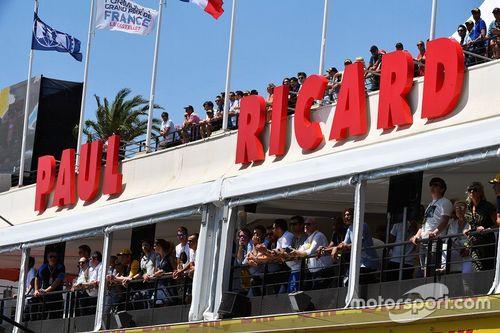 Liveblog - De eerste vrije training voor de Grand Prix van Frankrijk