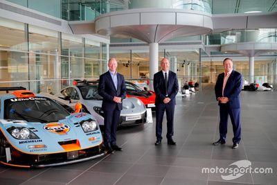 Annuncio McLaren