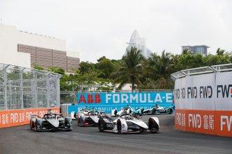 Jose Maria Lopez, Dragon Racing, Penske EV-3, Stoffel Vandoorne, HWA Racelab, VFE-05, Sam Bird, Envision Virgin Racing, Audi e-tron FE05