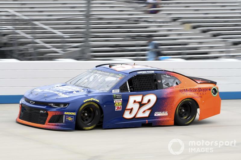39. Harrison Rhodes, Rick Ware Racing, Chevrolet Camaro