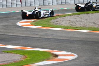 Oliver Rowland, Nissan e.Dams, Nissan IMO1 Alexander Sims, BMW I Andretti Motorsports, BMW iFE.18