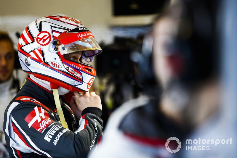 GP Amerika Serikat - Kevin Magnussen