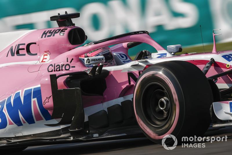 Sergio Pérez, Racing Point Force India VJM11