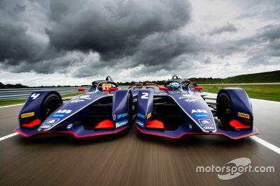 Lancio dell'Envision Virgin Racing