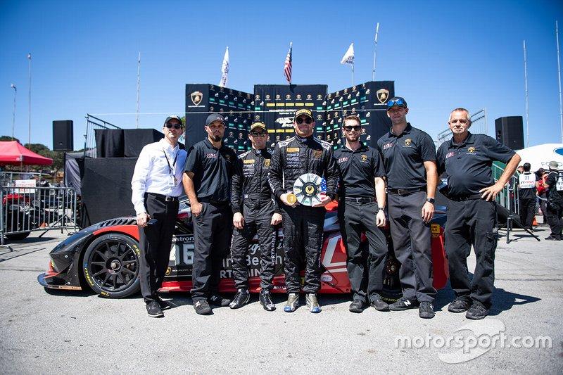 Trofeo North America: Laguna Seca