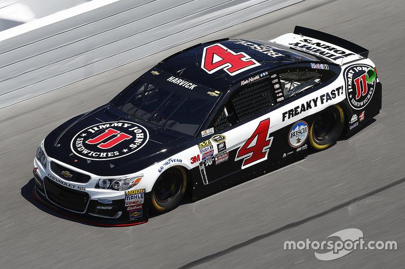 #4 Kevin Harvick (Stewart/Haas-Chevrolet)