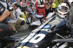 Polesitter Ed Carpenter, Ed Carpenter Racing