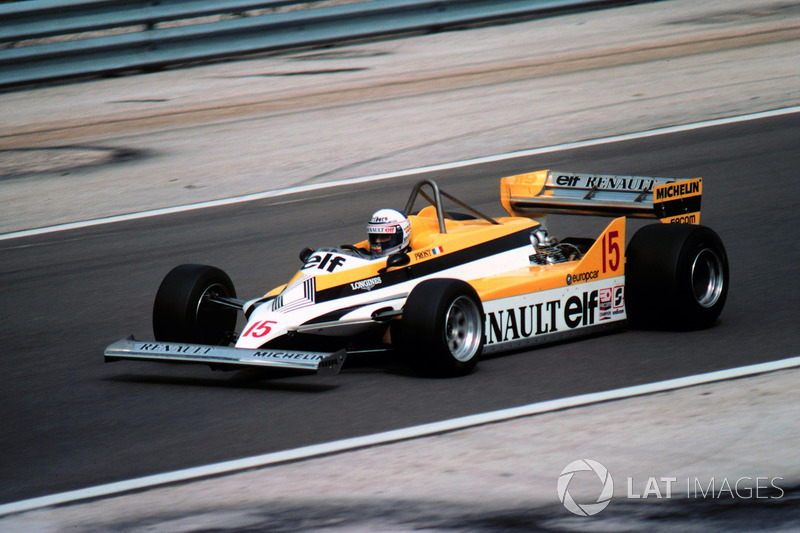 1981 : Renault RE30