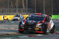 Enrico Oldrati, Roberto Mometti, Ford Fiesta