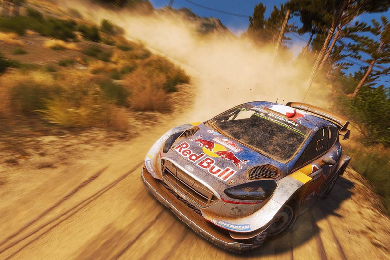 WRC 7 (PC, PS4, Xbox One)