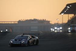 #10 Leipert Motorsport Lamborghini Huracán Super Trofeo: Oliver Webb, Lim Keong Wee, Melvin Moh, Ale