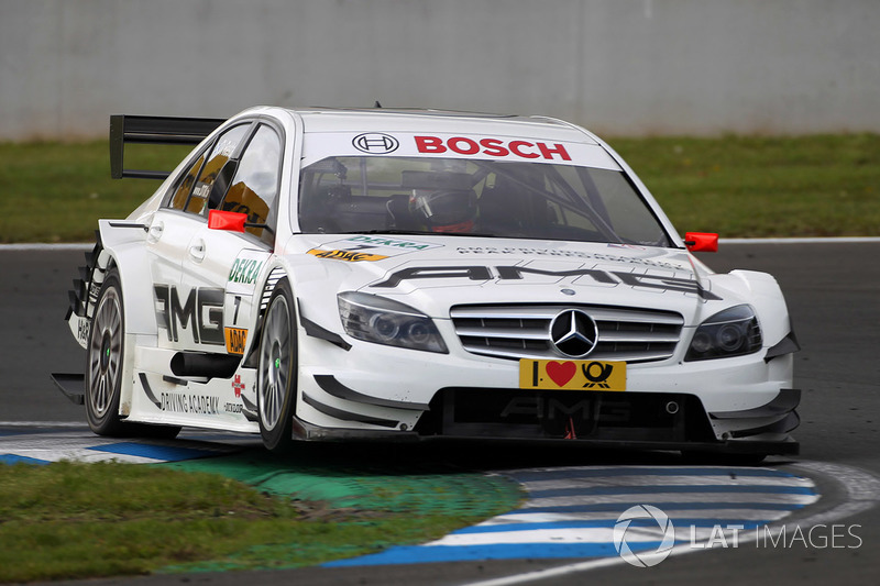2010 (машина чемпиона и титул конструктора): AMG Mercedes C-Klasse
