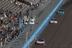 William Byron, JR Motorsports Chevrolet takes the checkered flag and win