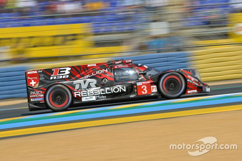 5. LMP1: #3 Rebellion Racing, Rebellion R-13