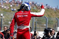 Race winner Ralf Aron, PREMA Theodore Racing Dallara F317 - Mercedes-Benz