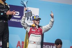 Il 3° classificato Daniel Abt, Audi Sport ABT Schaeffler