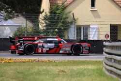 #8 Audi Sport Team Joest Audi R18: Лукас ди Грасси, Лоик Дюваль, Оливер Джарвис