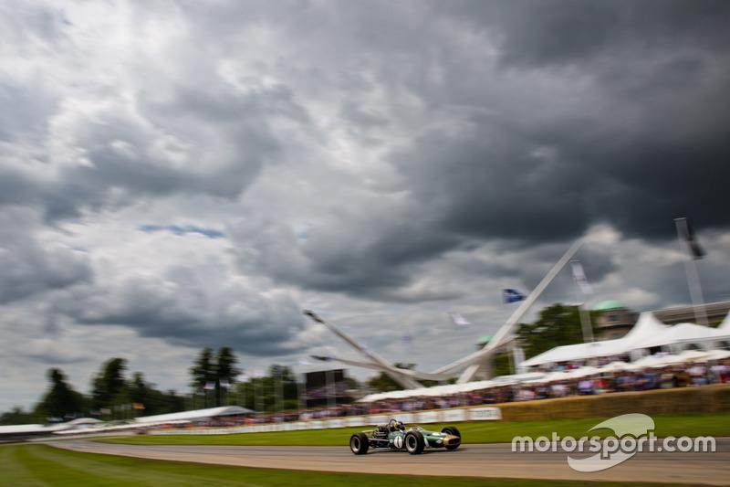 Brabham-Repco BT24 - David Brabham