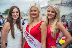 Miss Norisring mit Gridgirls