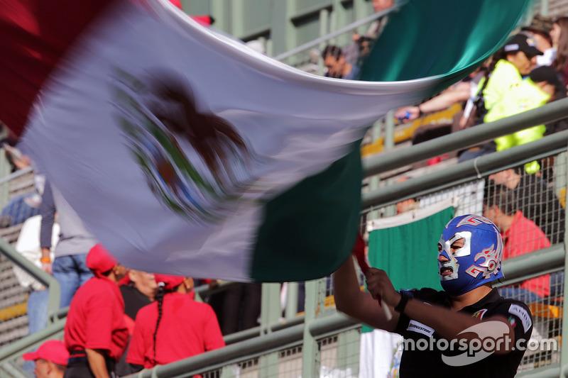مُشجع مكسيكي