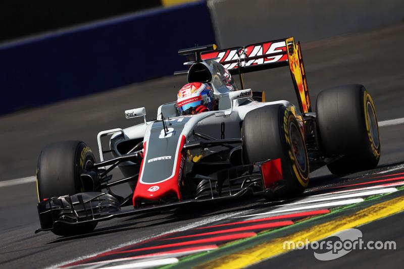 13: Ромен Грожан, Haas F1 Team VF-16