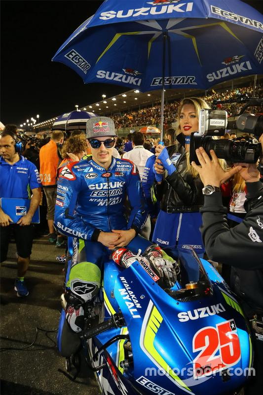 Maverick Vinales, Team Suzuki Ecstar MotoGP