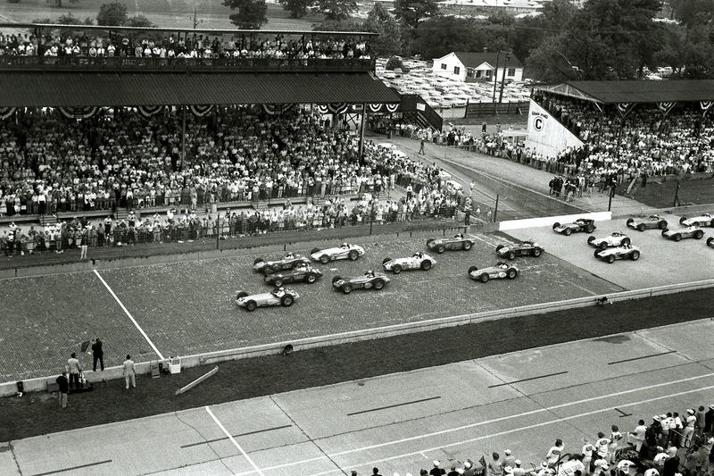 1959: Der Start