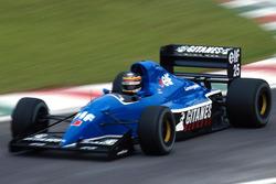 Тьерри Бутсен, Ligier Lamborghini JS37