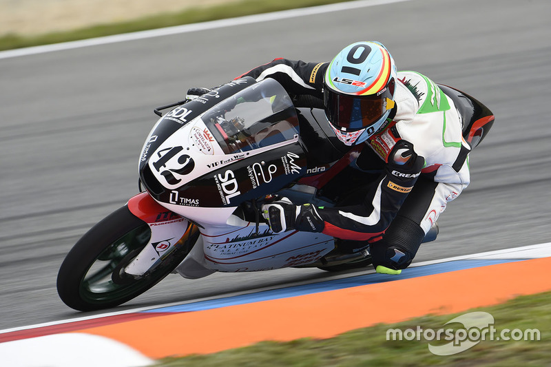 Marcos Ramírez, Platinum Bay Real Estate at Brno - Moto3 Fotos