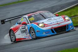 #98 GruppeM Racing Porsche 911 GT3R: Philip Ma, Tim Sugden