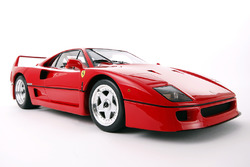 Amalgam Collection: Ferrari F40