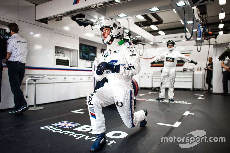 Meccanici di Tom Blomqvist, BMW Team RBM, BMW M4 DTM