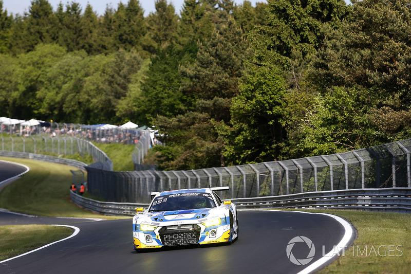 №5 Phoenix Racing, Audi R8 LMS