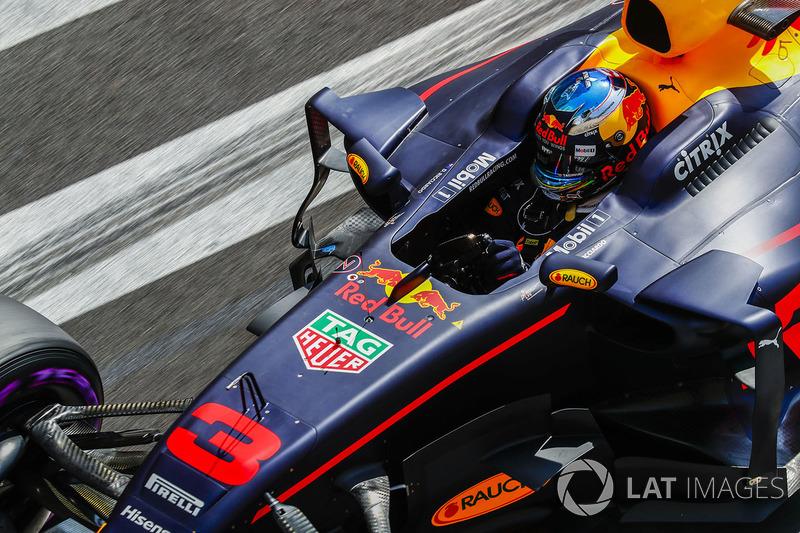 Monako - Daniel Ricciardo