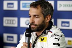 Conferencia de prensa: Timo Glock, BMW Team RMG, BMW M4 DTM