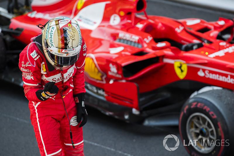 Monaco - Sebastian Vettel