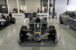 La Jaguar de Formula E