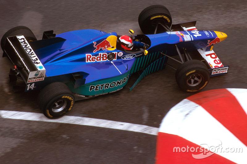 Johnny Herbert, Sauber C15 Ford, 1996