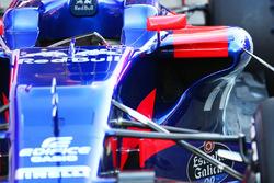 Scuderia Toro Rosso STR12 detail