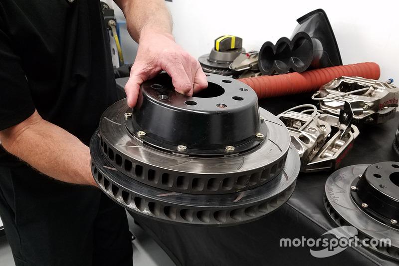 Bremsen: Brad Keselowski Racing