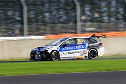 Kaza, Jason Plato, Team BMR Subaru Levorg, Stephen Jelley, Team Parker Racing Ford Focus, Colin Turkington, West Surrey Racing BMW 125i M Sport ve Ollie Jackson, AmD Tuning Audi S3