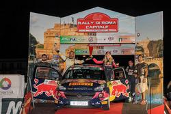 Tamara Molinaro, Giovanni Bernacchini, Opel Adam R2