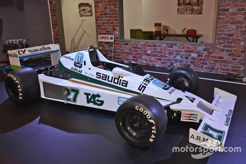 Williams F1 clásico