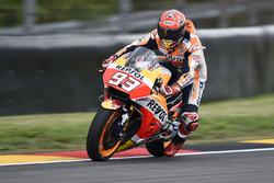 Marc Marquez, Repsol Honda Team, frenata