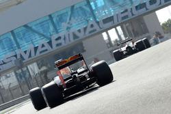 Тесты шин Pirelli 2017 года: Даниэль Риккардо, Red Bull Racing