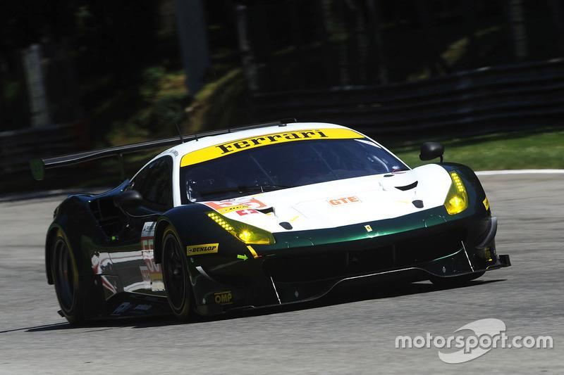 55 Spirit Of Race Ferrari F488 Gte Duncan Cameron Matt