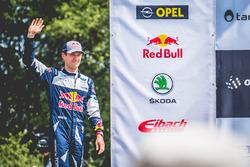 Podium: Sébastien Ogier, M-Sport